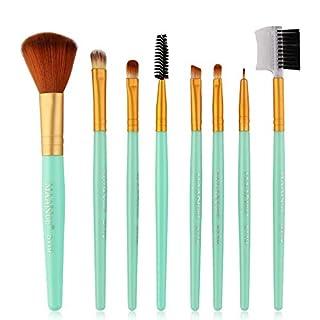 VJGOAL Damen Neue 8 Stücke Kosmetik Make-Up Pinsel Rouge Lidschatten Pinsel Fixes Makeup Set Kit (D, 8 PC)