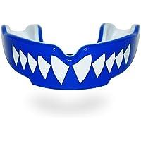 Safejawz Protector bucal deportes, NO, unisex, color Azul - multicolor, tamaño Ages 12+