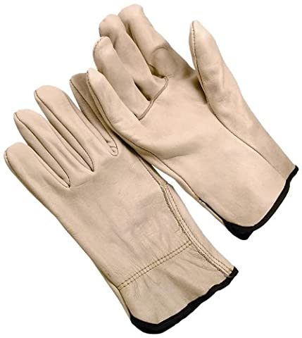 Seattle Glove 4360-L Gloves, Grain Driver, Straight Thumb, Large (Pack of 12)