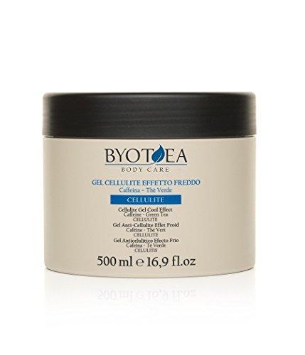 Byothea Gel Cellulite Effetto Freddo, Bellezza e Cosmetica - 500 ml