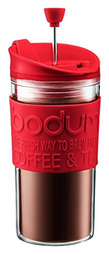 bodum-travel-press-set-coffee-maker-with-extra-lid-035-l-12-oz-red