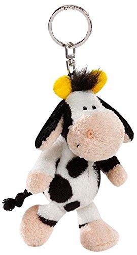 Nici 36825 - Kuh Schlüsselanhänger, 10 cm