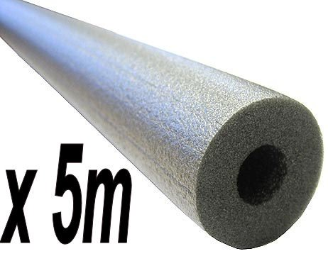 5-metres-of-climaflex-5m-for-28mm-outside-diameter-bore-pipes-foam-insulation-lagging-13mm-wall-thic