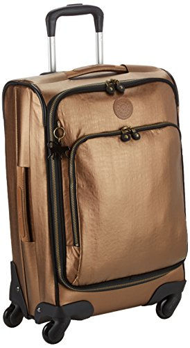 Kipling - YOURI SPIN 55 - 33 Litri - Trolley - Tobacco Metal - (Marrone)