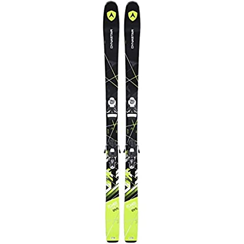 Dynastar–Pack esquí Powertrack 89+ fijaciones Look SPX12B90hombre–hombre–negro, negro, 172