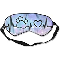 Dog Heartbeat 99% Eyeshade Blinders Sleeping Eye Patch Eye Mask Blindfold For Travel Insomnia Meditation preisvergleich bei billige-tabletten.eu