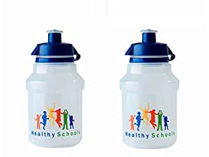 Healthy School Bouteille d'eau 300 ml Lot de 2