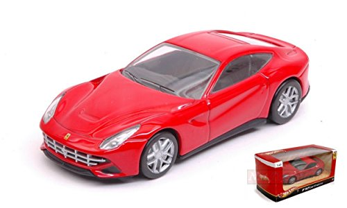HOT WHEELS HWBCJ79 FERRARI F12 BERLINETTA RED 1:43 MODELLINO DIE CAST MODEL