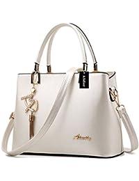 Alidier Neue Marke und Qualität 2016 Neue Damen Shopper Ledertaschen Handtaschen Umhängetasche Schultertasche Tote Bag