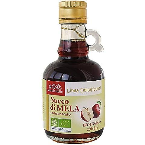 Sottolestelle Succo di Mela Concentrato - 6 confezioni da 250ml - Totale  1.5 l