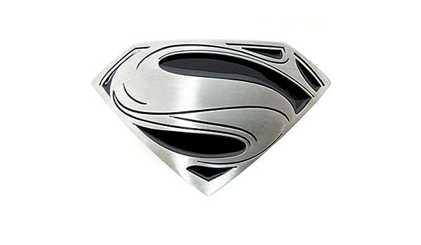 cd7073fd37e3 Boucle de ceinture en métal de style vintage - Marvel Hero Superman  Amazon.fr   Auto et Moto