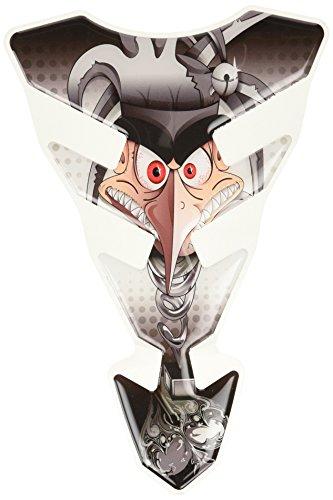 PUIG: Protezione di serbatoio joker grigio