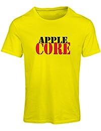 N4248F Frauen T-Shirt Apple Core