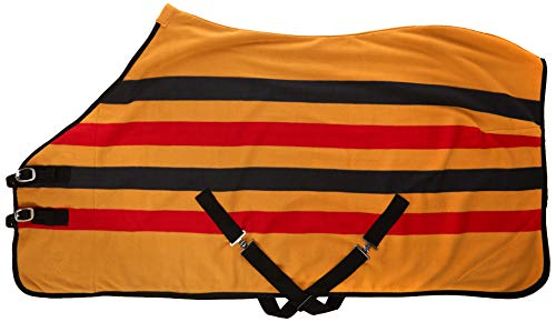 /Witney Stripe//Or/ Horseware Newmarket Couverture Cadeau/ /Objet