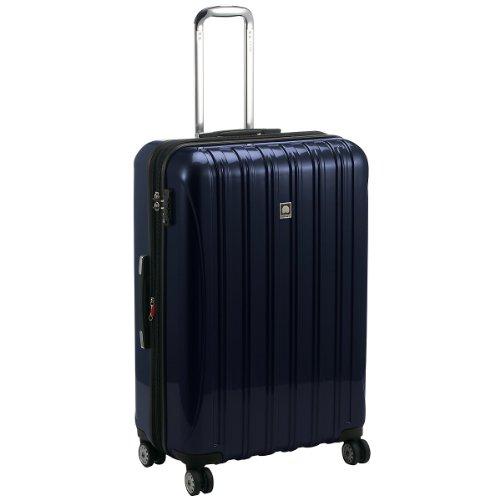 Delsey Valise Aero 81 cm 143 L Bleu (Bleu Métal) 40007683002