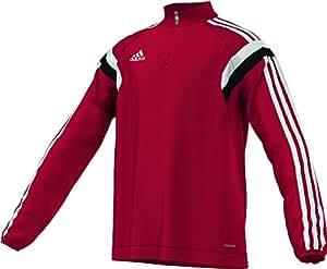 adidas Condivo 14 Polo pour homme Rouge University Red/White/Black s