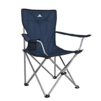 Trespass Settle Folding Camping Chair And Carry Bag - low-cost UK light store.