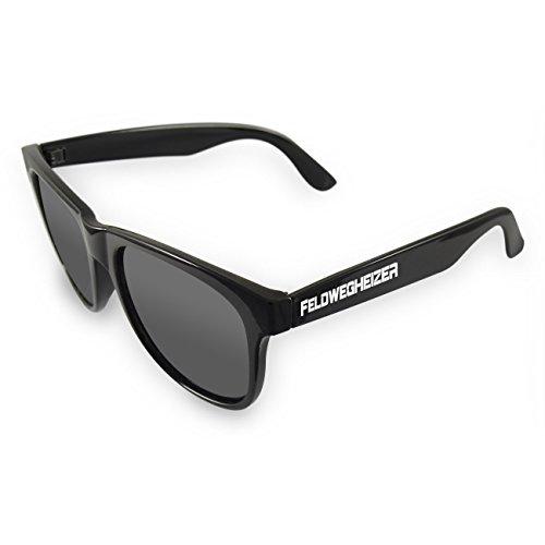 FELDWEGHEIZER Sonnenbrille schwarz Motorrad