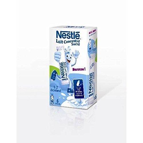 Nestlé lait concentre sucre sticks 6x30g - ( Prix Unitaire ) - Envoi Rapide Et Soignée