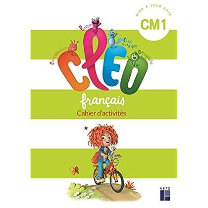 CLÉO Cahier d'activités CM1 - ÉDITION 2019