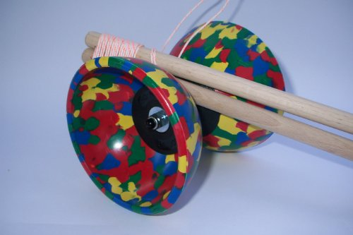 Diabolo Harlekin Medium