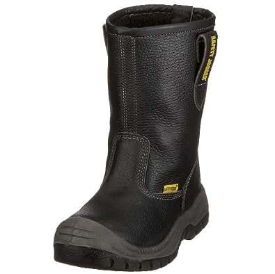 Safety Jogger BESTBOOT, Unisex - Erwachsene Arbeits & Sicherheitsschuhe S3, schwarz, (black BLK), EU 38