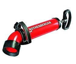 Rothenberger 7.2070 Saug- und Druckreiniger Ropum Super Plus X