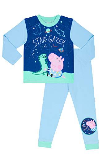 Jungen Star Gazing George Pig Pyjamas Peppa W18 (3-4 Jahre 98-104cm)