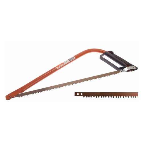 3 X 21 Inch Bow Saw with Extra Wet Cut Blade