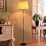 L.TSA LED Salon Chambre Simple Éclairage Moderne, IKEA Vertical Lampe Creative Nordic Study Reading Vertical Lampadaire