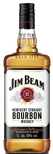 Jim Beam Kentucky Straight Bourbon Whiskey (1 x 1 l)