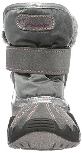 Primigi Xenia-E, Chaussures Marche Bébé Fille Gris (Grigio/Grig Ch )