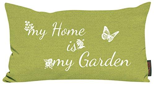sprche-kissen-ca-30x50-cm-my-home-is-my-garden-angesagten-siebdruck-kuschelig-gefllt-farbe-grn