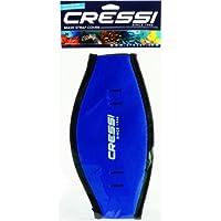 Cressi DS339992 Testiera Mask Strap Cover, Blu