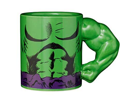 Exquisite Gaming Incredible Hulk Tasse 3D Arm