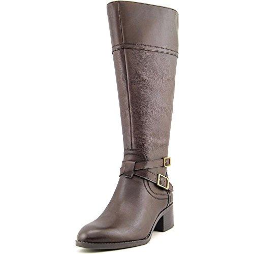 franco-sarto-lapis-wide-calf-women-us-75-brown-knee-high-boot