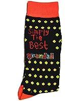 Simply The Best Grandad Socks