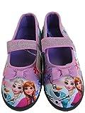 Disney Eiskönigin Frozen Schuhe Hausschuhe (27/28)