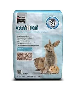 Supreme CosiNDri Bedding for Small Animals (Size: 8 Litre)