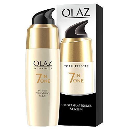 Olaz Total Effects Anti-Ageing Sofort Glättendes Serum, 50ml