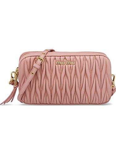 Miu Miu Damen 5Nf011n88f0615 Rosa Leder Brieftaschen