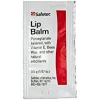 Lip Balm Travel Packets- Pomegranate Flavored with Vitamin E - (48 Packets) by Lip Balm preisvergleich bei billige-tabletten.eu