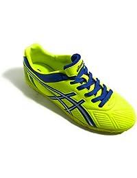Asics - Zapatillas de fútbol Sala de Material Sintético para Hombre Amarillo  Amarillo 3d1042b6c63c3