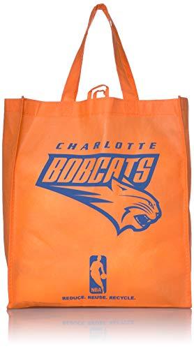 Charlotte Hosen (FOCO Charlotte Bobcats Bedruckt Vlies Polypropylen wiederverwendbar Lebensmittels Tasche)