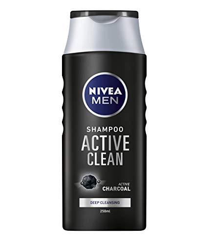 Nivea Men Active Clean Shampoo, 250ml