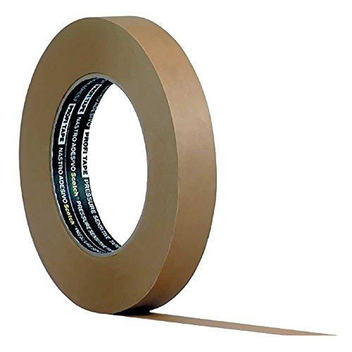 3M Scotch® 3430 Profi Abdeckband 110°C, wasserfest 25mm x 50m (06751)
