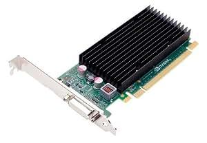 PNY NVIDIA NVS 300 X16 DP Carte graphique Low Profile double sortie Display Port VCNVS300X16DP-PB 512 Mo PCI Express 2.0 16x