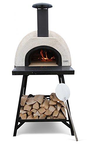 Barbecue Wild Goose Classic Granite Portable Pizza Oven stand included
