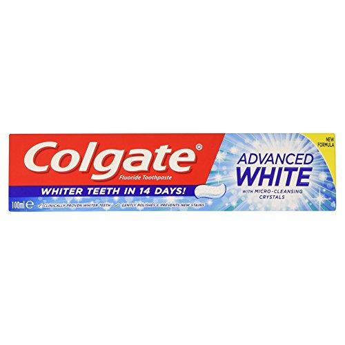 Colgate Advanced White Toothpaste, 100ml Test