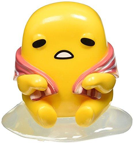 Funko - Figurine Gudetama - Gudetama The Lazy Egg With Bacon Pop 10cm - 0849803068165